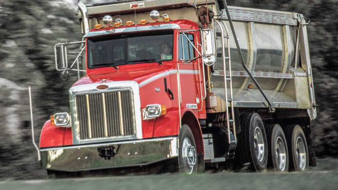 Used vocational trucks, including utility trucks, for sale at Ritchie Bros. equipment and truck auctions