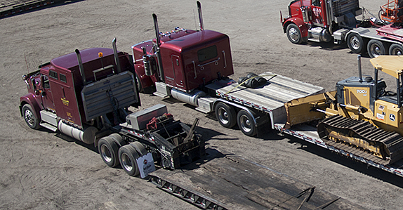 Transport trucks, semi-trucks, rigs and more for sale at Ritchie Bros.