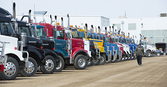 Trucks for sale at Ritchie Bros.