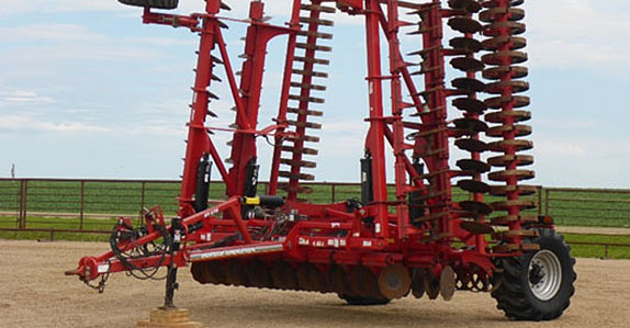 Vertical Tillage Disc sold at a Ritchie Bros. farm equipment auction