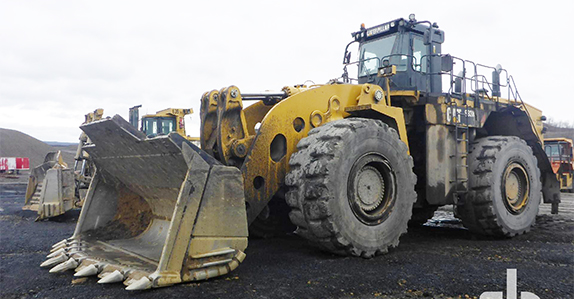 Wheel loaders for sale at Ritchie Bros.