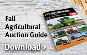 Fall 2017 Agricultural Auction Guide